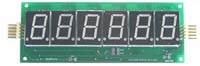 6 Digits RS232 LED